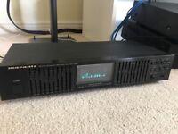 Marantz EQ-551 vintage audio stereo graphic equalizer spectrum analyser