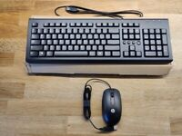 HP Keyboards and Mice x4 (all brand new unused)