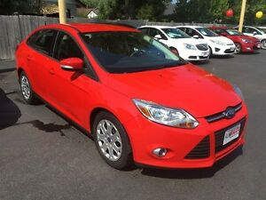 2012 FORD FOCUS SE- REMOTE START, POWER MIRRORS & WINDOWS, SECUR Windsor Region Ontario image 7