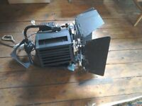 Professional stage spotlight ABD- would make great shop display or retro lamp