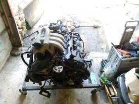 Engine V6 petrol 2.5 from Jaguar XT 2004 millage 88K