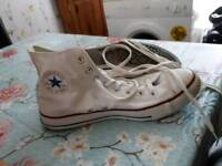 Converse trainers size 10