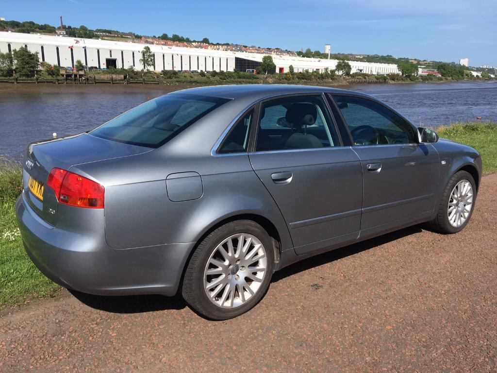 Audi a4 2 0 2007 facelift image 1 of 8