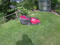 lawn mower Mountfield battery model 34LI
