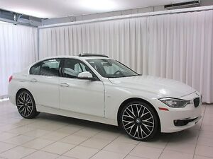 2013 BMW 3 Series 328i x-DRIVE AWD TURBO w/ NAVIGATION, HEATED S