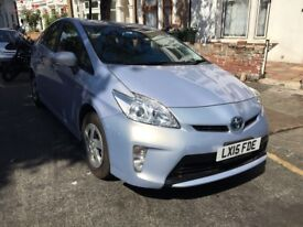 TOYOTA PRIUS 2015 (15) EXTREMELY LOW MILEAGE!!WITH A RARE COLOUR!!!