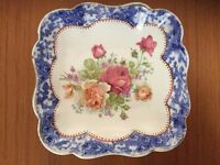 Beautiful Antique George Jones & Sons Crescent China Dish Made between 1891 - 1920
