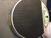 Vibra Plate Exercice machine