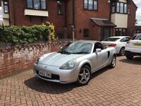 Toyota MR2 1.8vvti - Low mileage