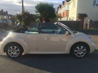 **PRICE REDUCED**2005 Volkswagen 1.6 Beetle Convertible