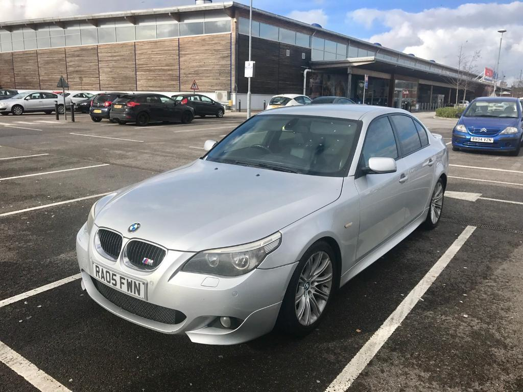 2005 bmw 5 series e60 m sport in belfast city centre