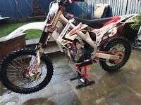 Crf 250 2010 fuel injection !!!