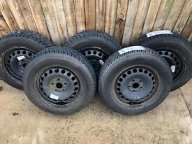 Brand new Continental Tyres 195/65/R15