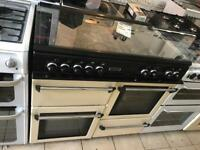 235 leisure gas cooker 100 cm