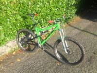 Nicolai Helius AC Medium Mountain Bike