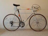 Road Racing Vintage Peugeot Bike
