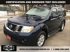 2008 Nissan Pathfinder SE LEATHER SUNROOF - 4X4