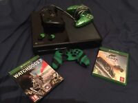 X box one and accessories
