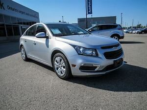 2016 Chevrolet Cruze LT| Cruise Control| Satellite Radio