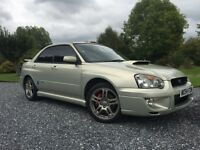 Subaru Impreza WRX Club Spec Evo 8