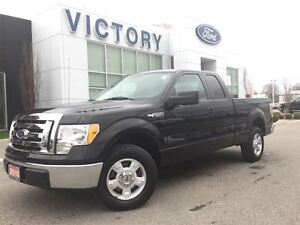 2010 Ford F-150 XLT, BLUETOOTH, TOW PACKAGE