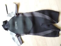 Kid's CSR Shorty Wetsuit - fits child 140 cm tall