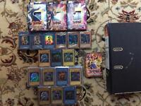 Yugioh - Collection of Starter and Structures Deck with Ultra Rare Cards (Yu-Gi-Oh)