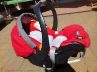 Baby rocker/car seat