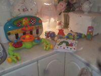 Baby toys **BARGING**