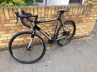 Cannondale caad x bike