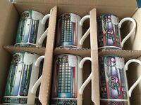 Beautiful Rennie McIntosh Design Mugs