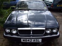 Jaguar XJ40 (XJ6) 3.2 Sport Auto - Petrol/LPG - British Racing Green