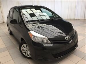2014 Toyota Yaris LE: 1 Owner, Accident Free.
