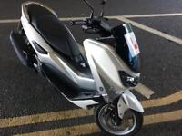 Yamaha NMAX 2017 excellent condition. VERY LOW MILEAGE