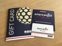 American Golf Voucher - Worth £485 - You only pay £440! Buy Titleist, Taylormade, Ping, Mizuno...