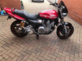 Yamaha xjr 1300sp for sale