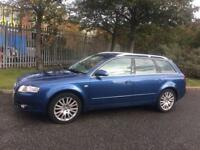 2006/55 Audi A4✅2.0 TDI AUTO✅AVANT SE✅BETTER THAN A3 A5 A6 VW PASSAT BMW TOURER GOLF