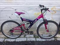 Emmelle Avenger ladies mountain bike