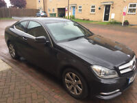 Mercedes-Benz C Class 2.1 C220 CDI SE (Executive) 7G-Tronic Plus 2dr - ONE YEAR MOT UNTIL MAY 2018