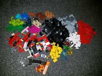 Official LEGO mixture of different pieces