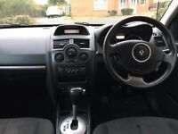 RENAULT MEGANE AUTOMATIC,12 MONTHS MOT,1 OWNER,CALL ME 07448106888