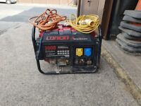 Loncin a series generator