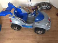 Electric car 🚗 used - with flashing lights- needs new battery OFFERS PLEASE