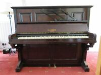 Vintage C & J Eungblut upright piano - free to a good home. Needs repairs.