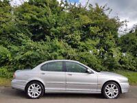 Jaguar X-Type 3.0 V6 Sport (AWD) 2002 4dr no mot hence price cheap not used £1200