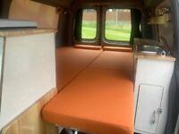 Volkswagen, CADDY, camper