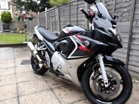 Suzuki GSX650F 2008 nice example of reliable and popular bike in very good condition