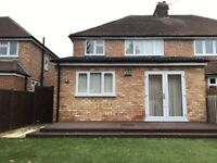 Large modern 4 Bedroom house to Let – GU2 Rydes Avenue - £2250 / month - AVAILABLE IMMEDIATELY
