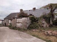 Private Sale - Old Cottage suitable for refurbishment or replacement