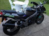 Kawasaki Zx6r f2